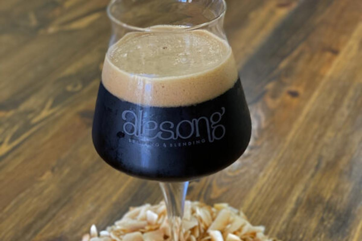 Coconut Rhino Suit by Alesong Brewing & Blending
