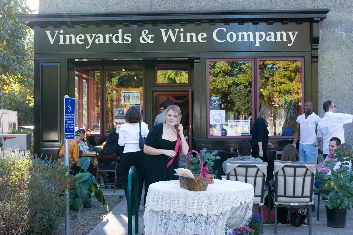 Territorial Vineyards & Wine Company