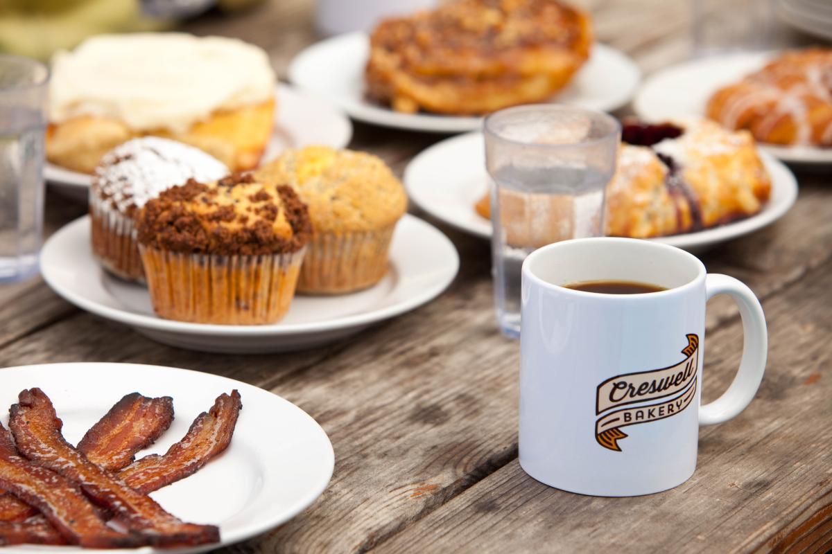 Creswell Bakery by Eugene, Cascades & Coast