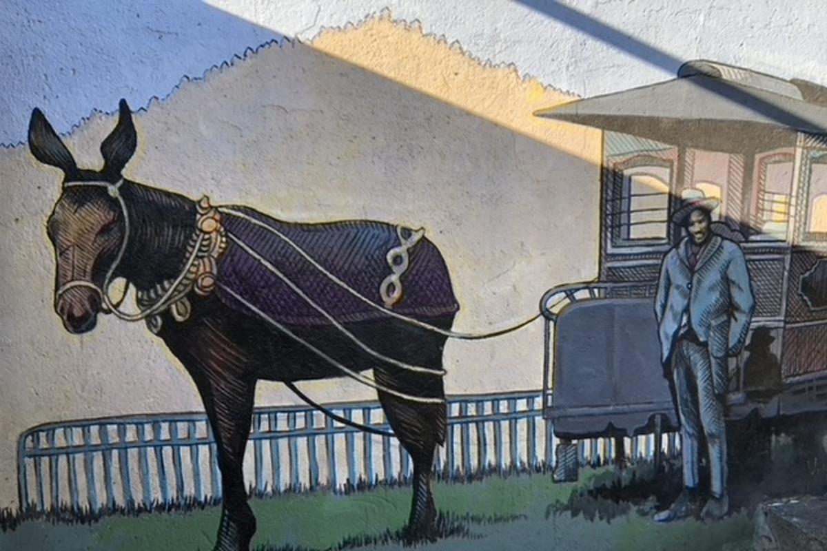 Wiley Griffon Mural