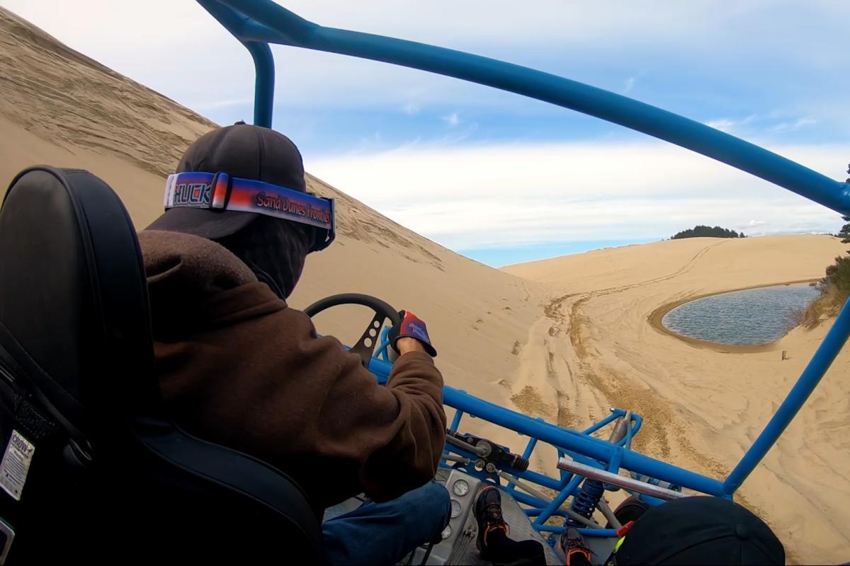 Dunes Riding by Eugene, Cascades & Coast