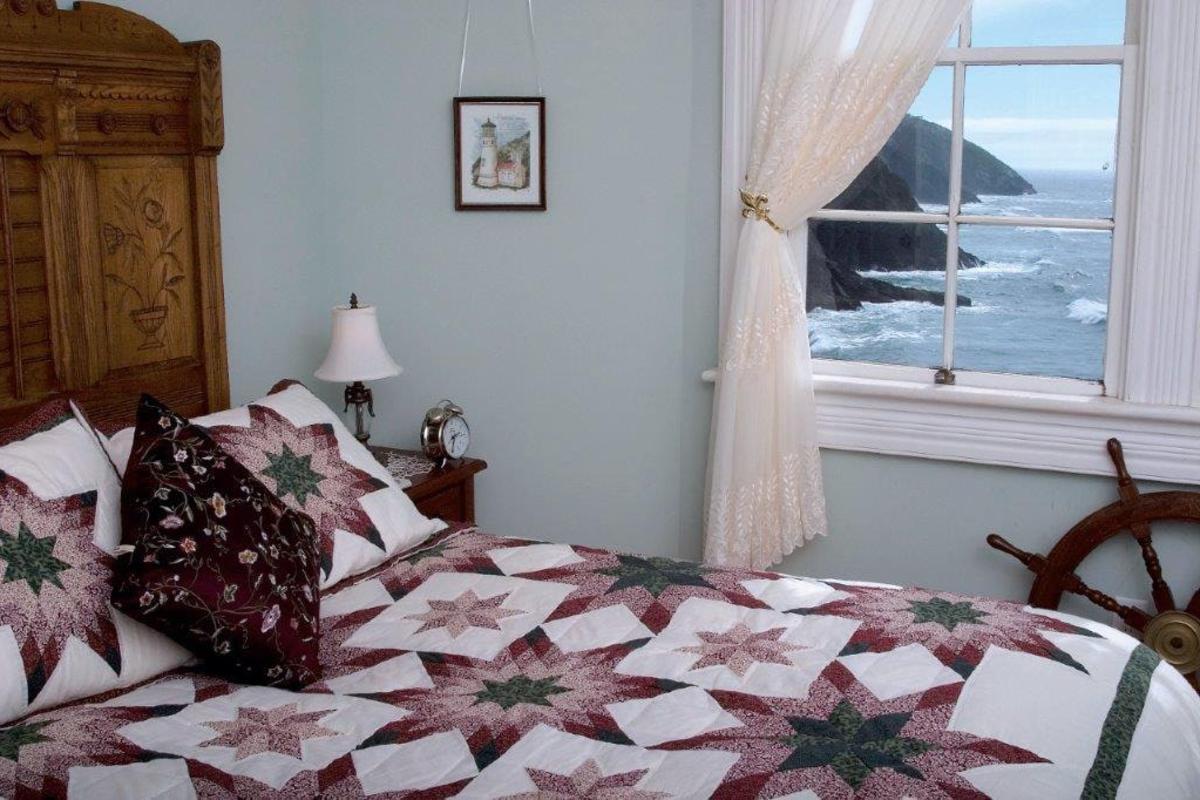 Heceta Head Lighthouse Bed & Breakfast courtesy of Heceta Head B&B