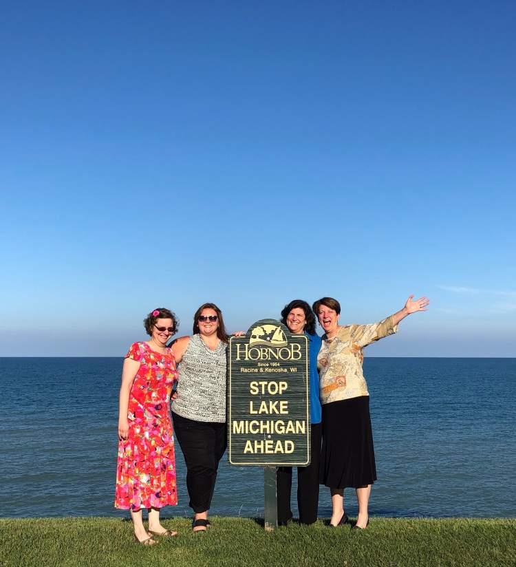 Hobnob - Stop Lake Michigan Ahead