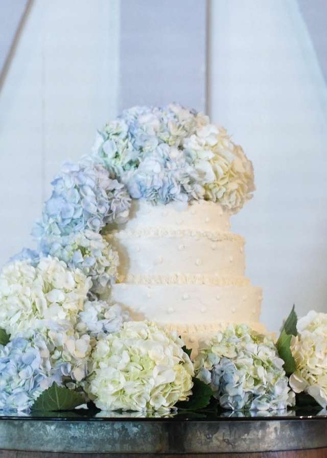 400 St. Andrews Wedding Floral Arrangement