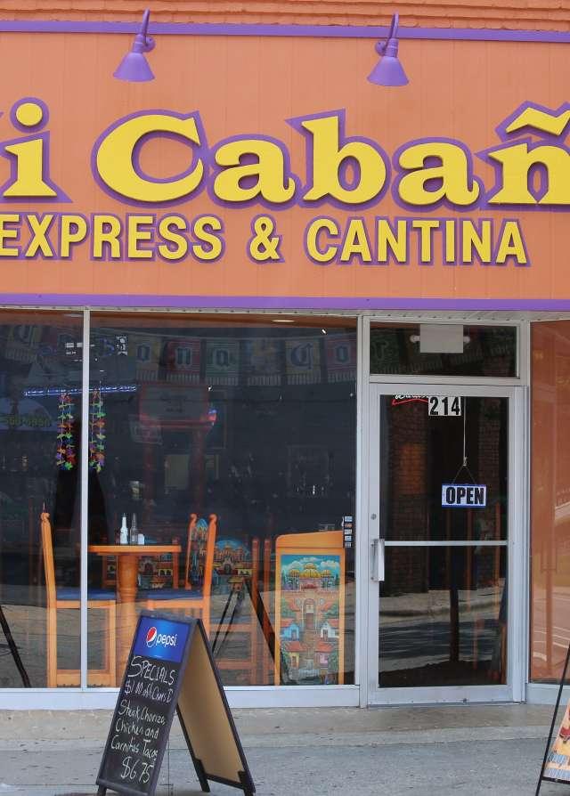 Mexican Restaurant - Mi Cabana