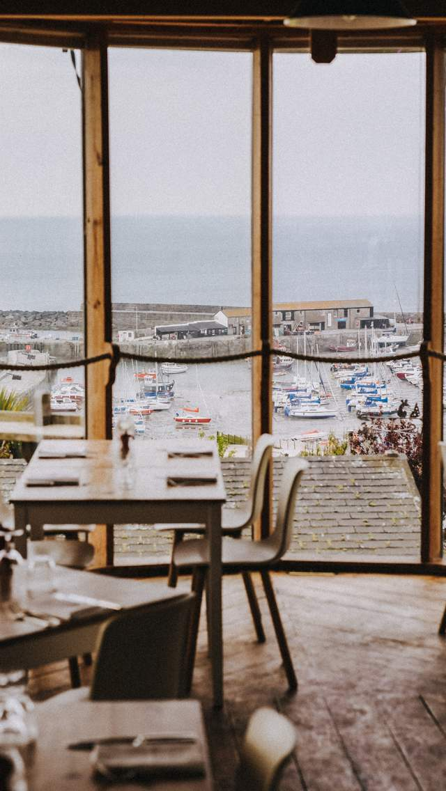 The Oyster & Fish House