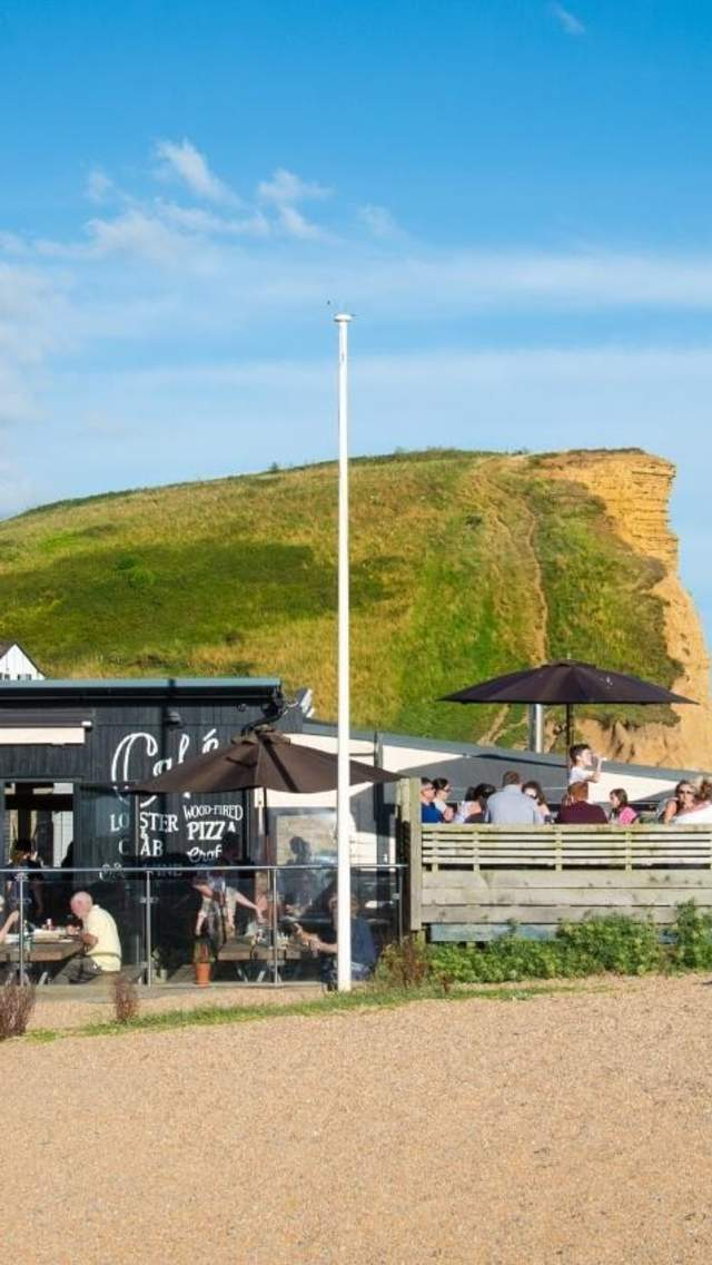 Watch House Cafe West Bay
