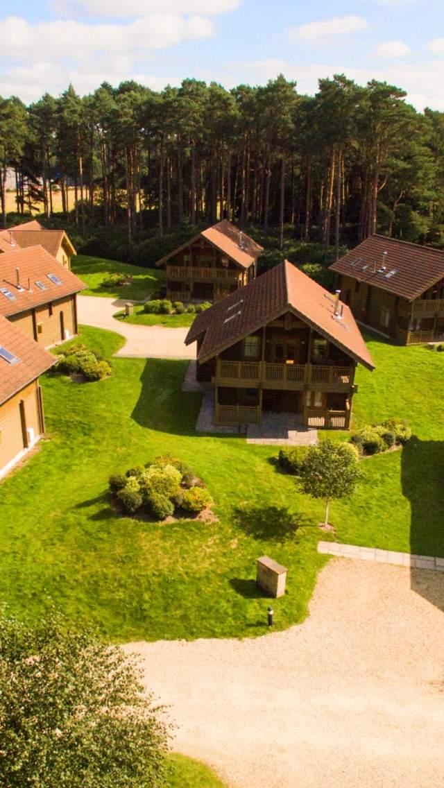 The Dorset Resort Lodges