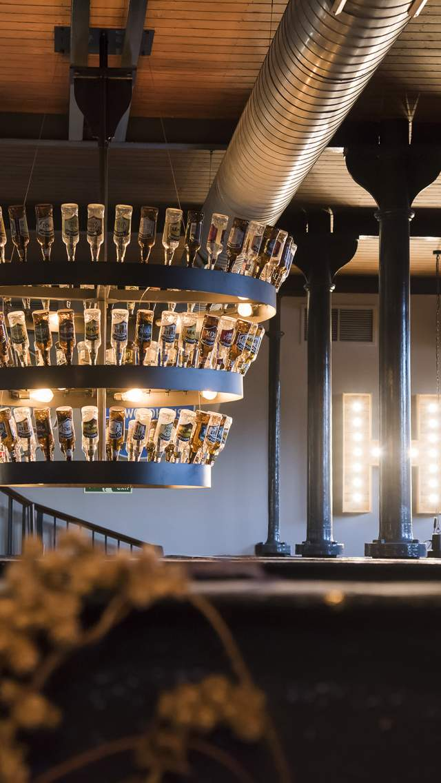 The Hall & Woodhouse Brewery Tap Experience