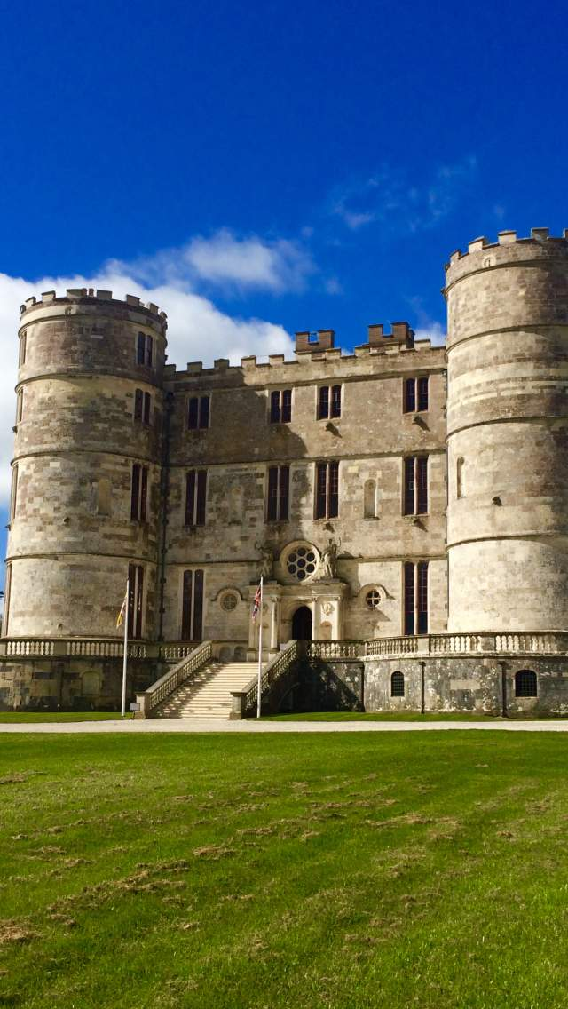 Lulworth Castle and Park, Dorset