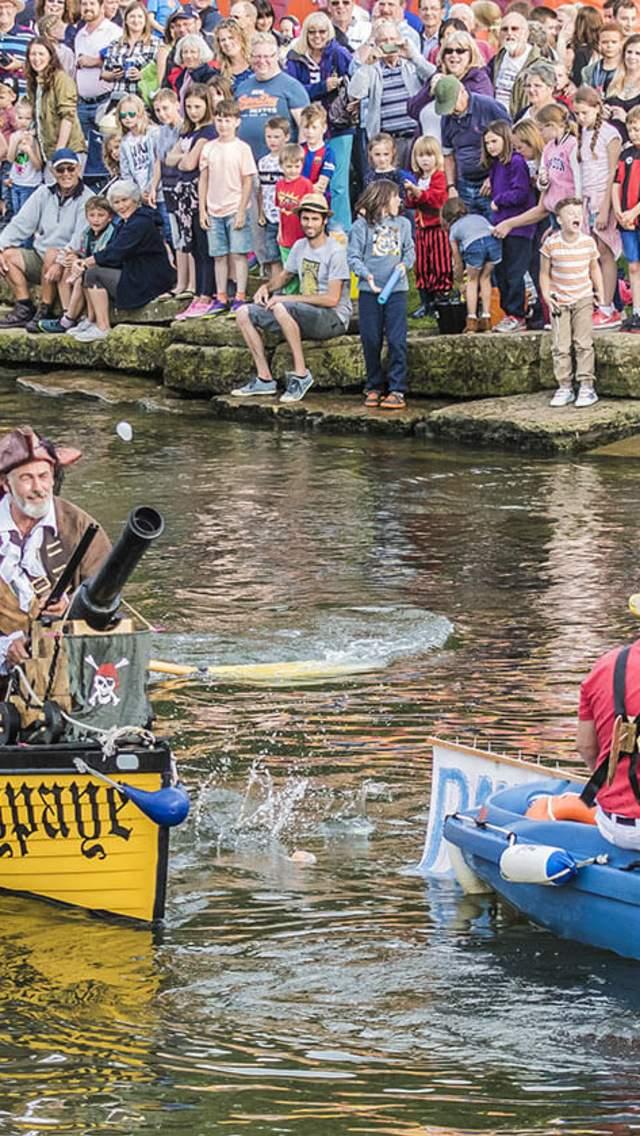 Wareham Wednesdays Pirate Invasion