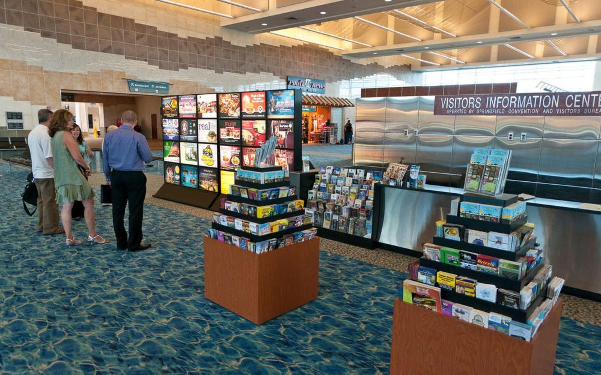 Springfield Branson National Airport Information Center