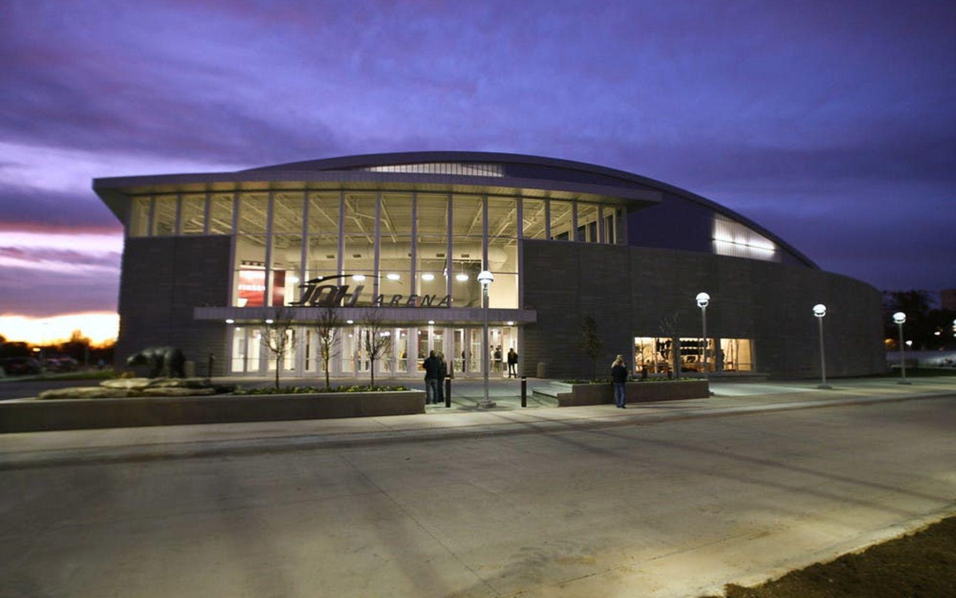JQH Arena MSU