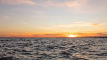 Coastal Mississippi Sunset
