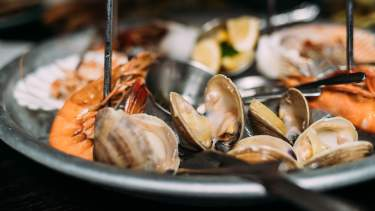 Seafood Restaurants Header Image