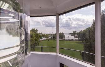 Concord Point Lighthouse from the top