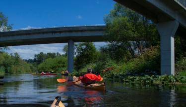 Canoe Mercer