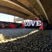 South End Love Mural