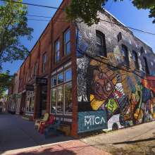 Old Town MICA Mural