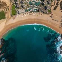 Beach Santa Maria - Tourist Corridor