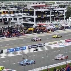 Experience NASCAR at Pocono Raceway