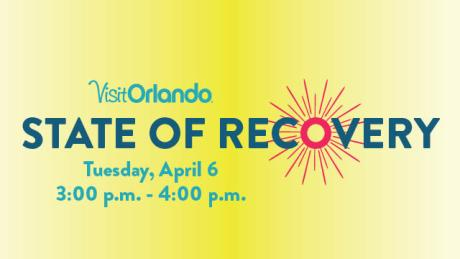 Visit Orlando State of Recovery