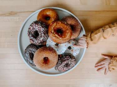 Greyhouse Coffee Donuts
