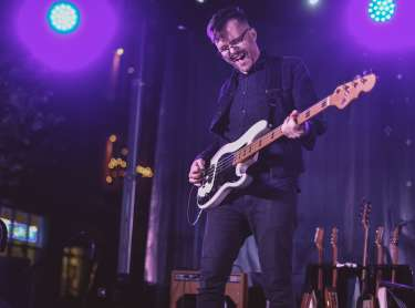 Michigander Band Starry Night 2018