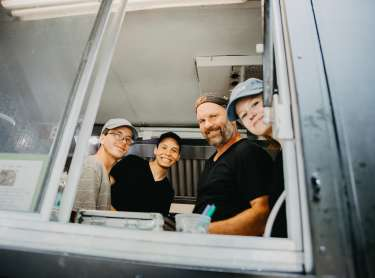 EMT Food Truck