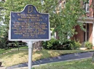 Ninth Street Hill Neighborhood