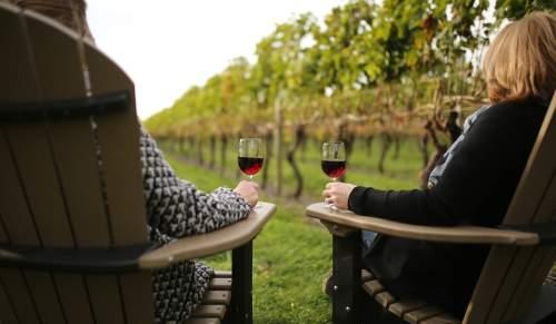 Newport Vineyards Maaike Bernstrom