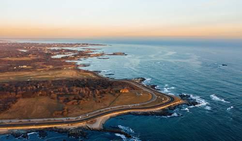 Copy of Ocean Drive Sunset