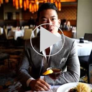 Dining @ John Howie Steak & Seastar with Nelson
