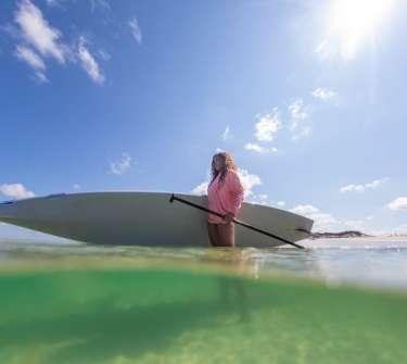 Kayak & Paddle Boarding