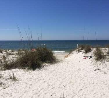 CSB Beach Access
