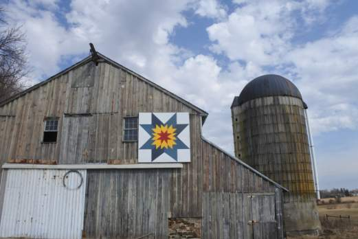 Dallam Farm Quilt 2