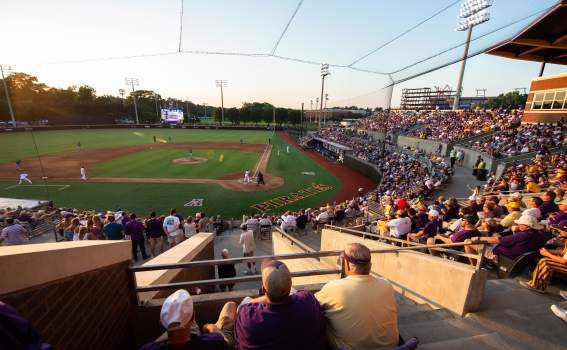 ECU Clark-Leclair Stadium