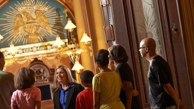 Capitol Building Group Tour