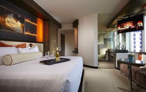Casino Resort - Interior Hard Rock
