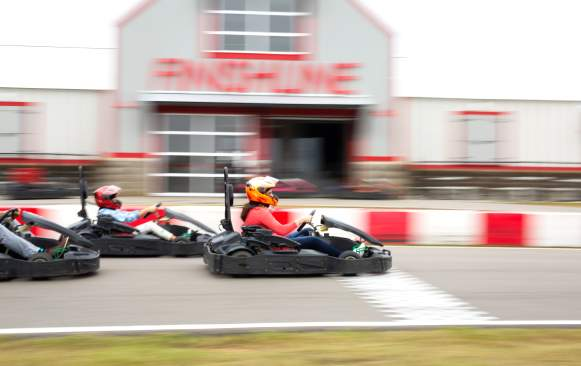 Go Karting in Coastal Mississippi
