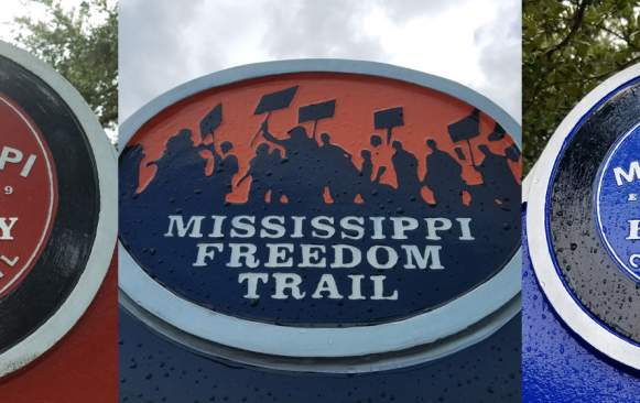 Mississippi  Historic Trails - Header