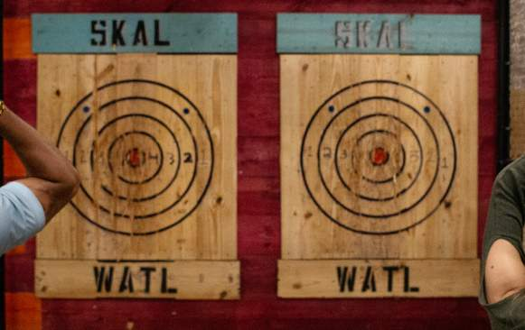 Skal Axe Throwing