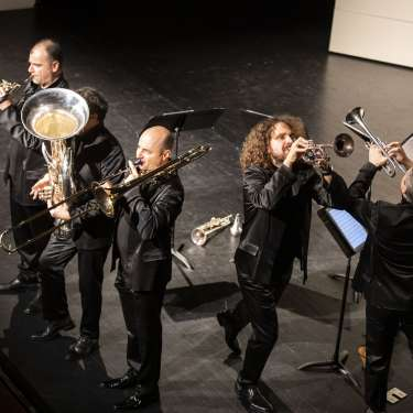 APSU brass ensemble