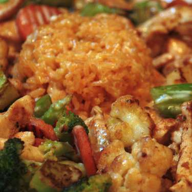 Mexican food - Pablos