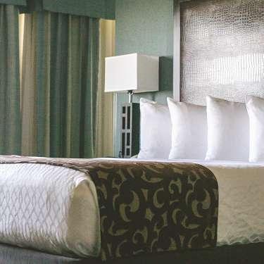 hotel executive suite