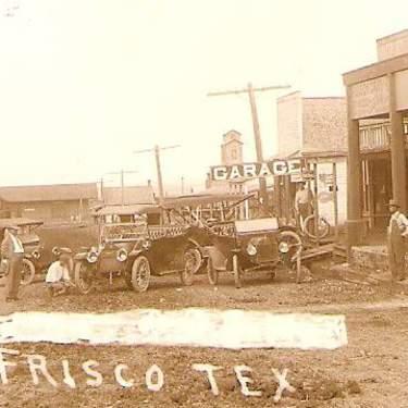 Historic Frisco
