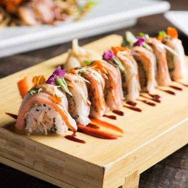 Show Your Badge: Sushi Marquee