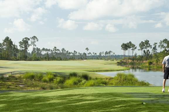 Top Golf Courses in Coastal Mississippi
