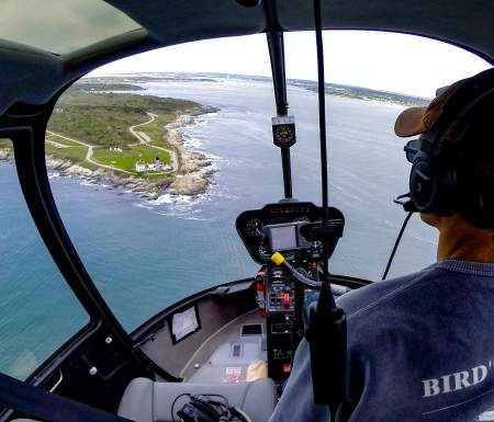 thing to do helicopter tours