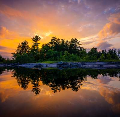 Shining Island